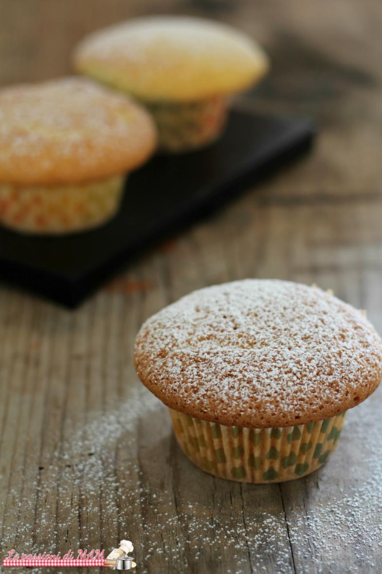 muffin al succo di frutta