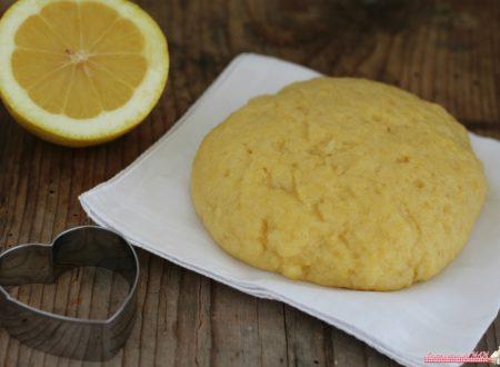 Pasta frolla al limone, ricetta senza burro