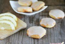 Biscotti con glassa al limone, ricetta senza burro