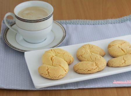 Biscotti ferraresi, ricetta dolce