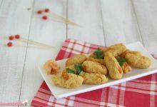 Crocchette di patate e salmone affumicato