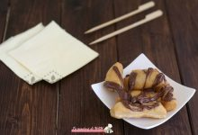 Zoccolette alla Nutella