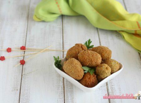 Crocchette di merluzzo, fritte o al forno