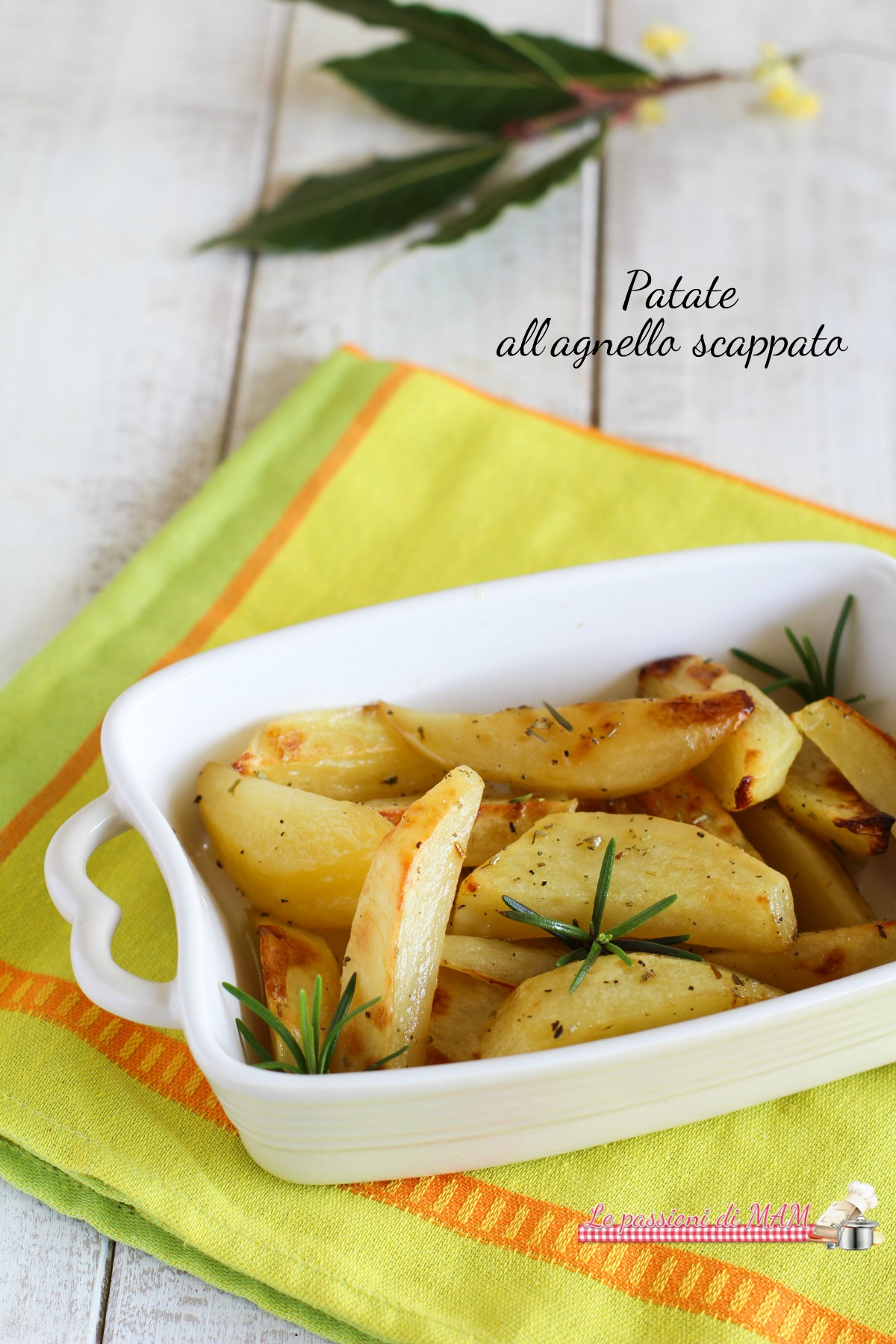 Patate all'agnello Scappato