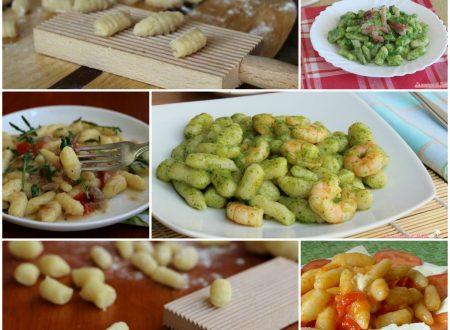 Ricette con gnocchi senza patate