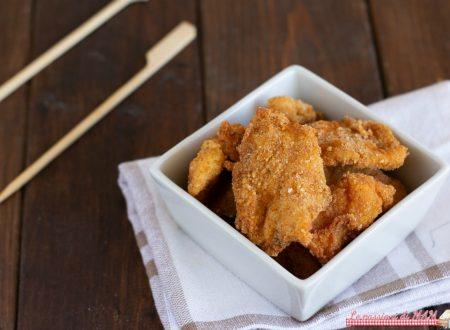 Bocconcini di pollo alla paprica