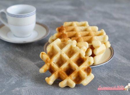 Galette belghe senza uova e senza burro