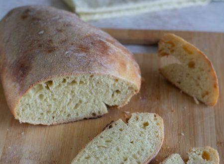 Pane con semola di grano duro