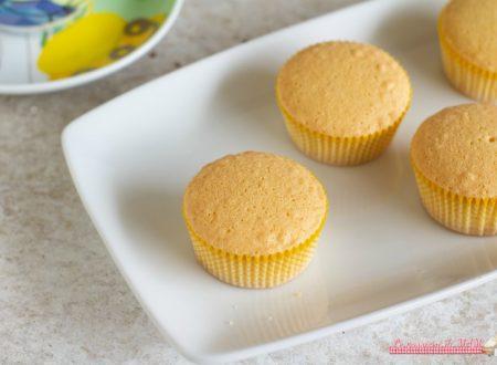 Muffin con farina di riso