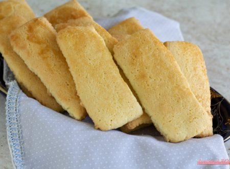 Pastarelle con farina di riso