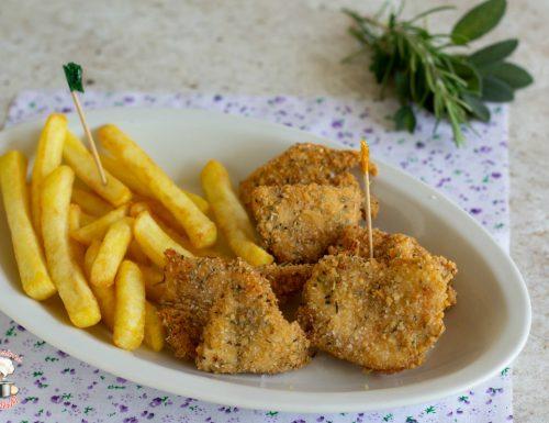 Bocconcini di pollo saporiti