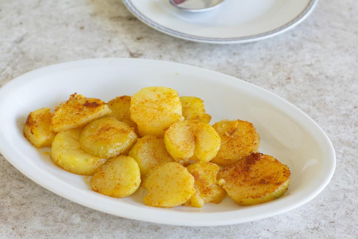 Patate sauté alla paprica
