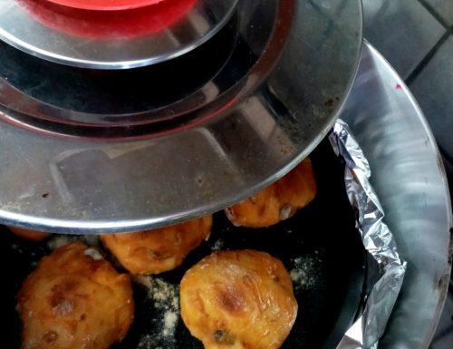 Pizzi leccesi nel Kit Forno Magic Cooker