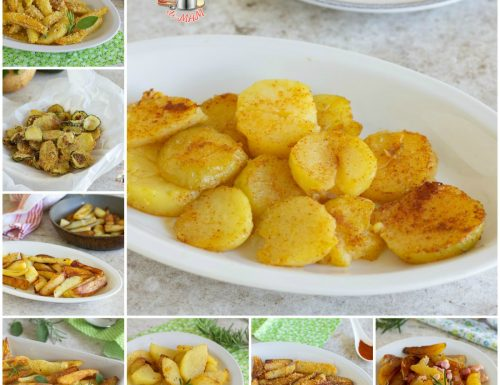 Contorni con le patate