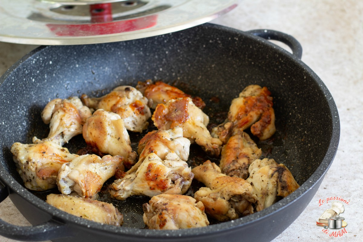 Ali di pollo magic cooker