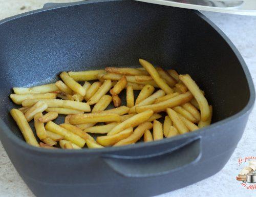 Patatine non fritte con magic cooker