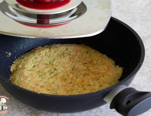 Torta di riso con Magic Cooker