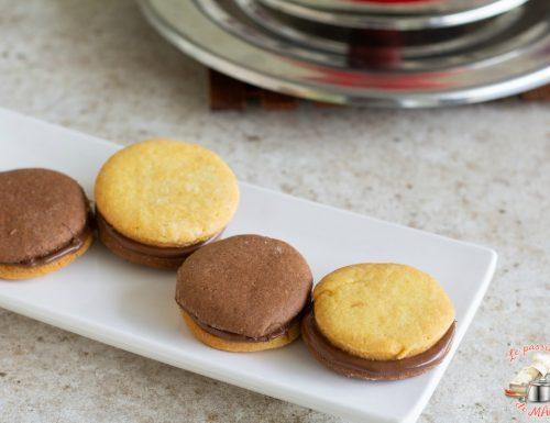 Biscotti alla nutella nel kit forno magic cooker