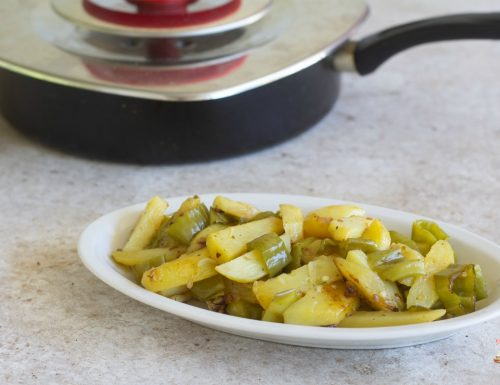 Peperoni e patate con magic cooker