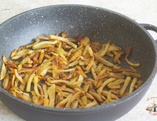 Stick di patate in padella