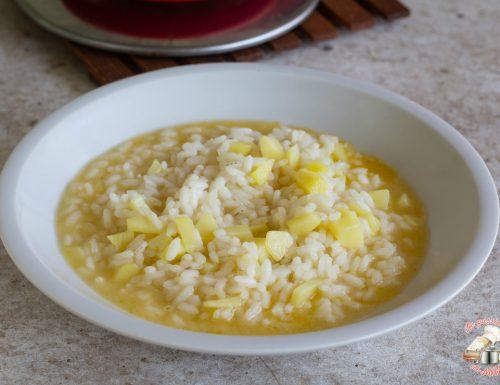 Riso e patate con magic cooker