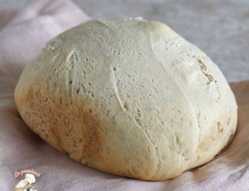 Pane di Kamut nella macchina del pane