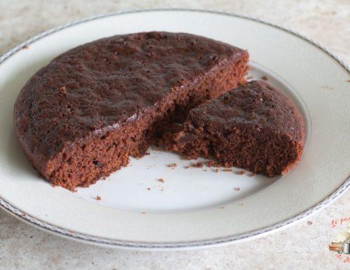 Torta al cacao con Magic Cooker