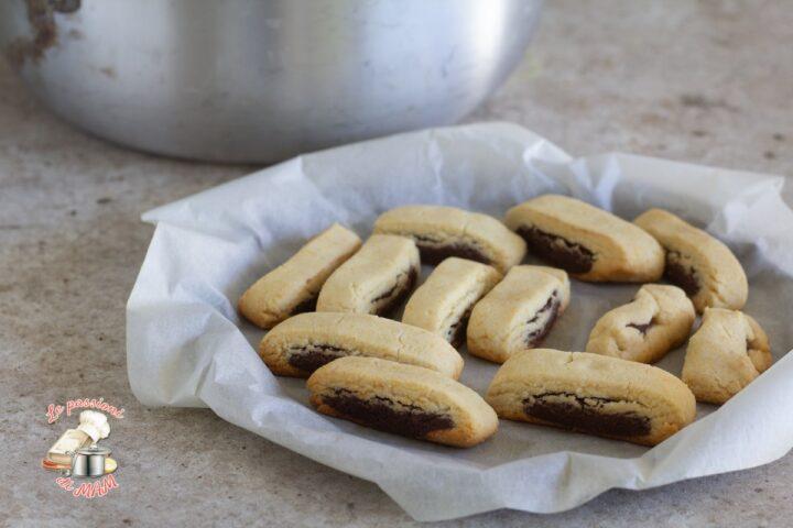 Biscotti bicolore nel kit forno magic cooker
