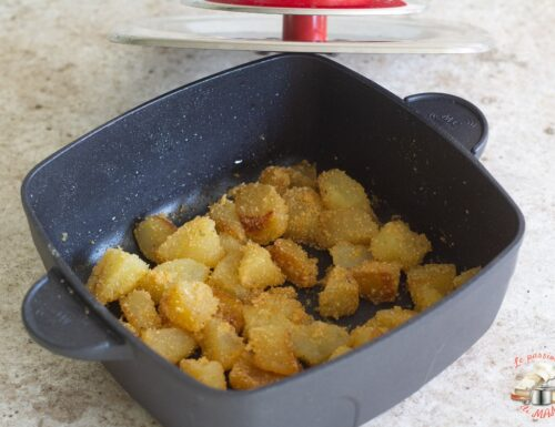 Patate sabbiose alla paprica con Magic Cooker