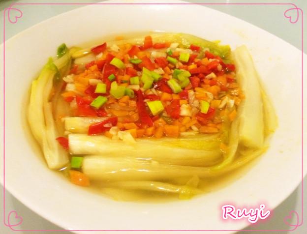 Preparare l insalata belga diversamente le ricette for Ricette cinesi