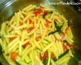 Pasta all'ortolana ricetta semplice