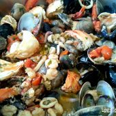 Soutè di frutti di mare ricetta semplice