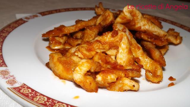 Straccetti di pollo croccanti