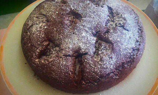 Torta Nua al cioccolato e Crema di nocciole