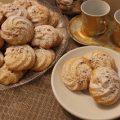 Biscottini semplici al profumo d'arancia