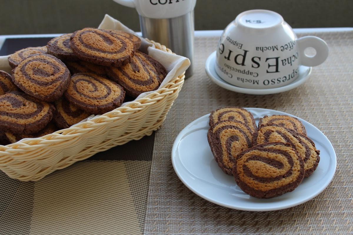 biscotti simil cioccograno con farina integrale
