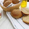 muffolette siciliane con lievito madre