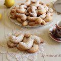 biscottini al gusto di limone