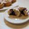 Tortine di pasta frolla alla marmellata e mandorle