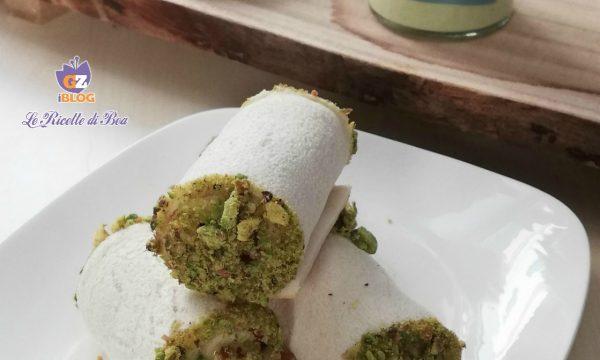 Roll di Pancarré con Paccasassi sottolio