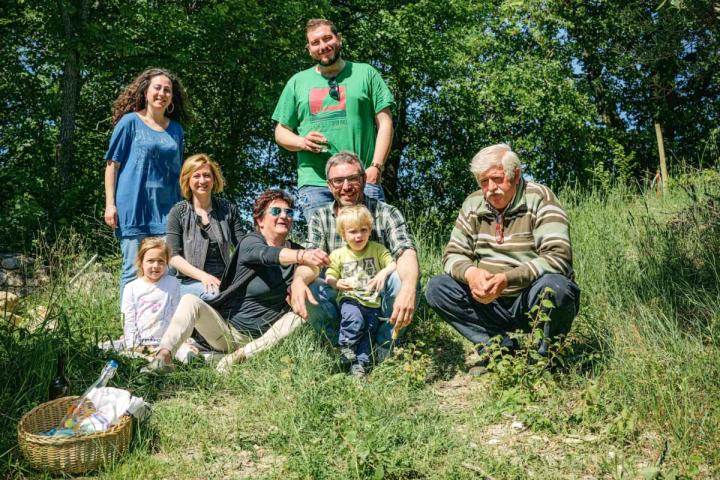 La Famiglia Pettinari - Renzi della Cantina Castrum Morisci
