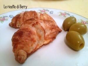 Croissant alle Olive