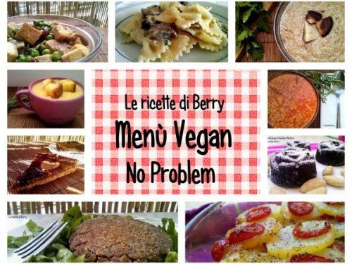 Raccolta di Ricette per Menù Vegan da Scaricare Gratis