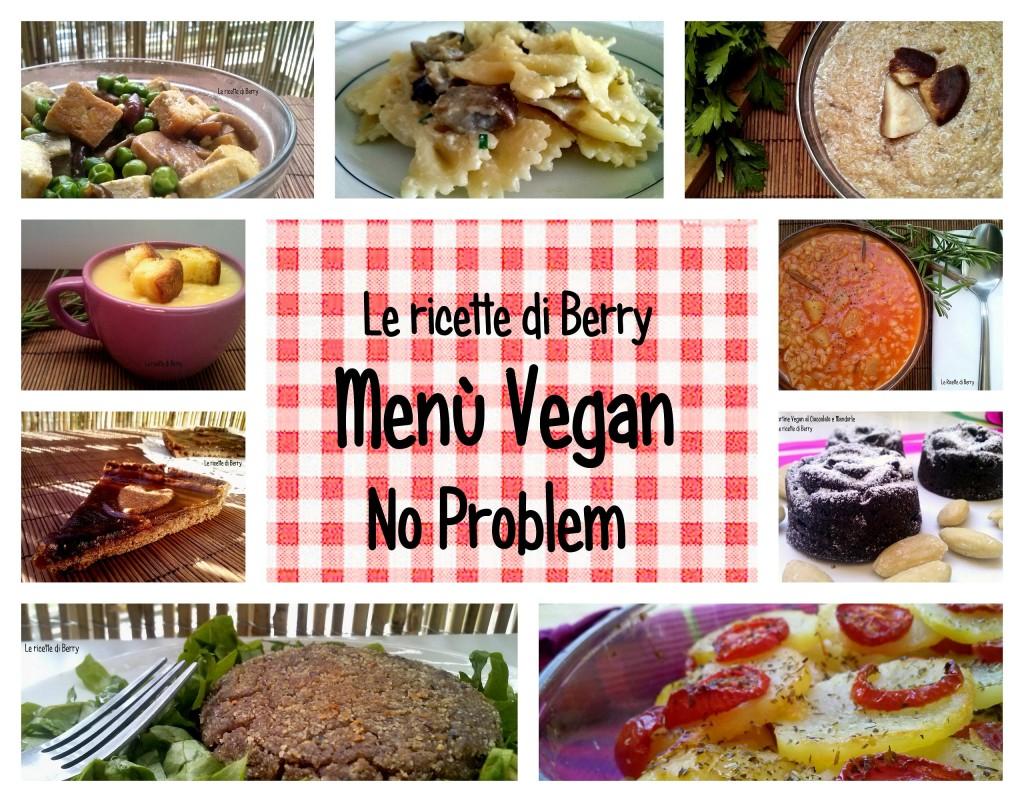 Menù Vegan