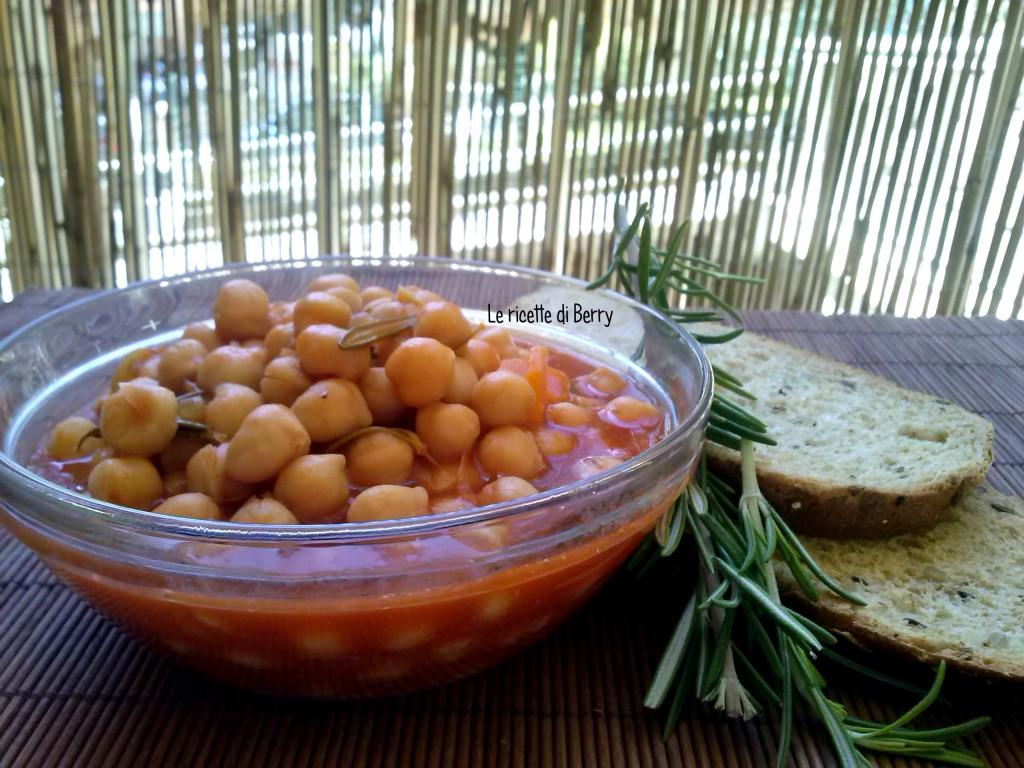 Zuppa di ceci al pomodoro (2)
