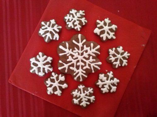 Biscotti Fiocchi di Neve