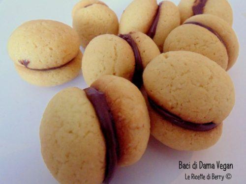 Baci di Dama Vegan – Ricetta senza burro