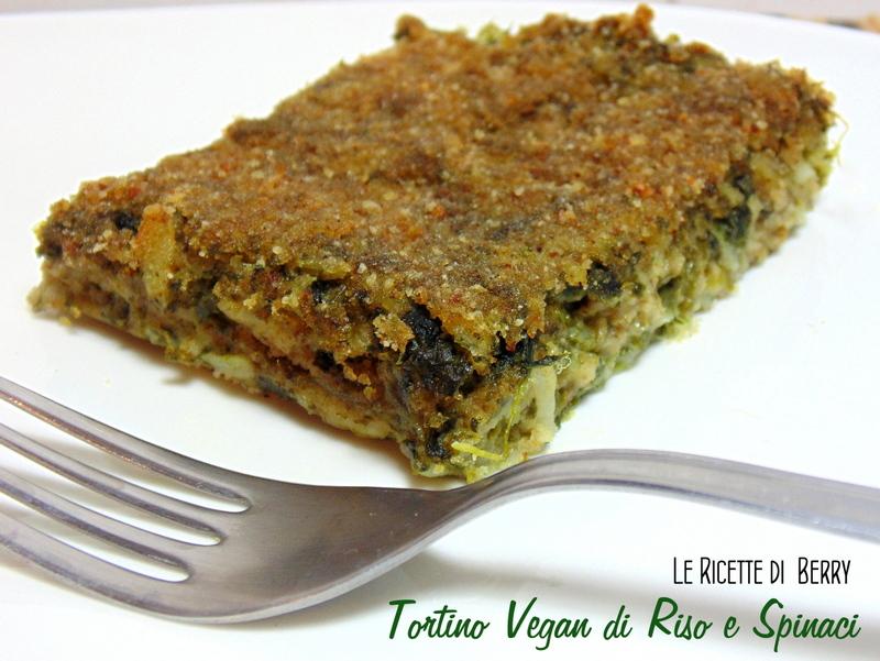 Tortino di riso e spinaci (2)