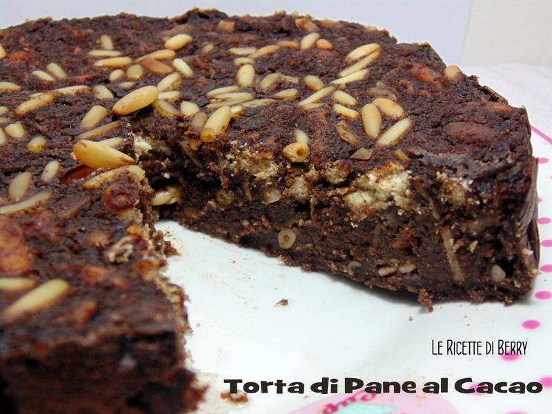 Torta di Pane al cacao (4)