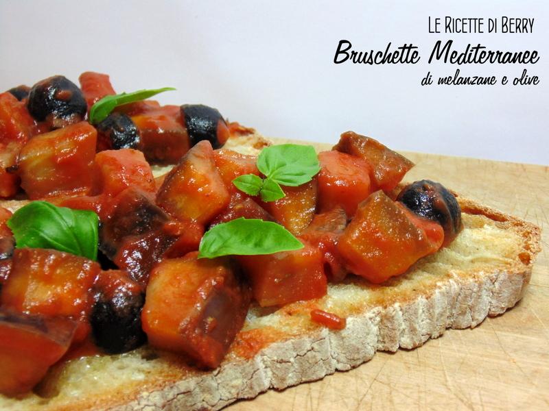 Buschette di melanzane e olive